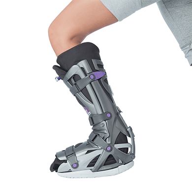 diabetic achilles boot