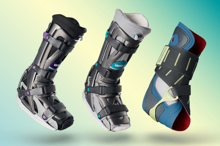 OPED medical boots
