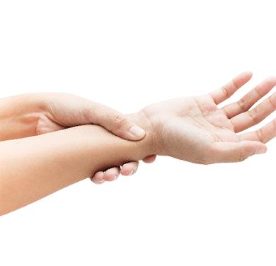 wrist brace injury